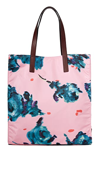Marc Jacobs B.Y.O.T. Brocade Floral Tote - Pink