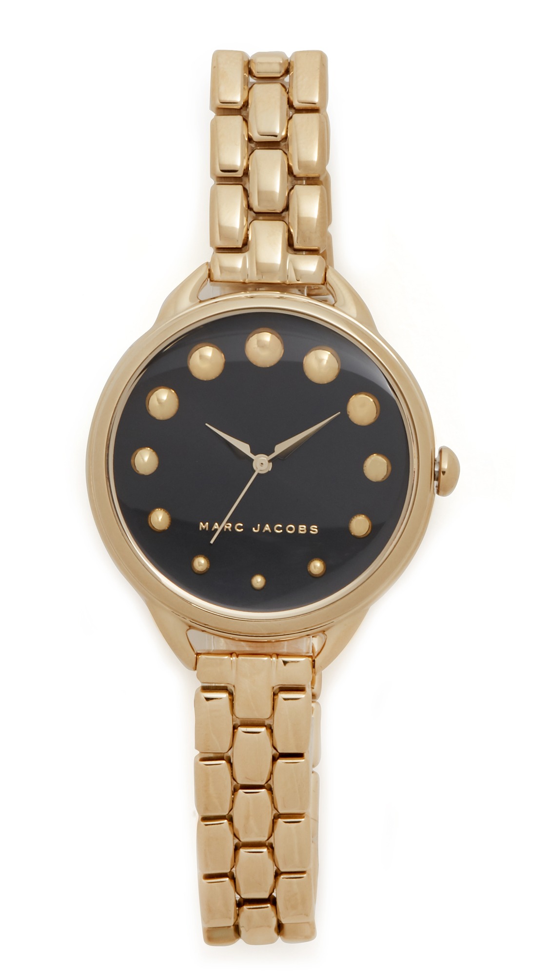 marc jacobs female 224348 marc jacobs betty watch goldblack