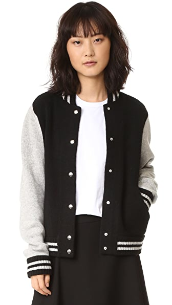Marc Jacobs Varsity Jacket