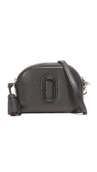 Marc Jacobs Shutter Small Camera Bag - Black