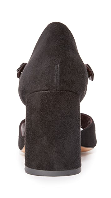 Marc Jacobs Sloan Button Sandals