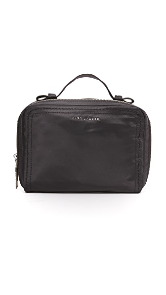 Marc Jacobs Extra Large Cosmetic Case - Black