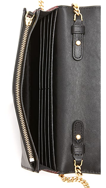 Marc Jacobs Perry Wallet on a Chain