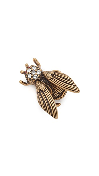 Marc Jacobs Beetle Brooch Pin