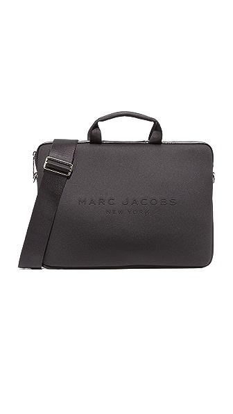 Marc Jacobs Неопреновый чехол для ноутбука с диагональю экрана 15 дюймов