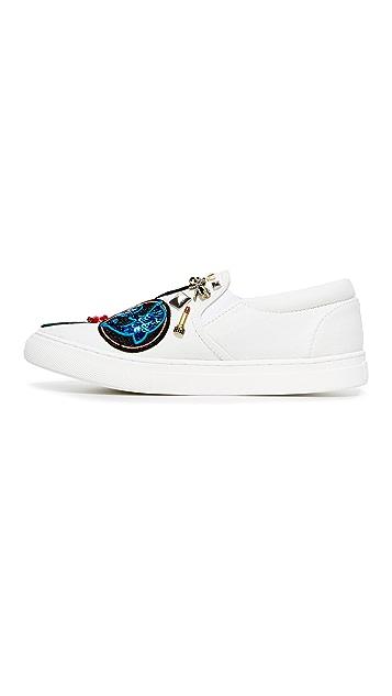 Marc Jacobs Mercer Slip On Sneakers