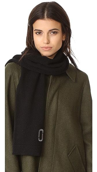 Marc Jacobs Классический кашемировый шарф