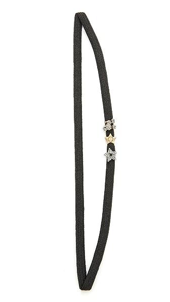 Marc Jacobs Poodle Star Headband
