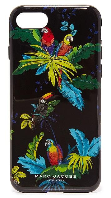 Marc Jacobs Parrot iPhone 7 Case