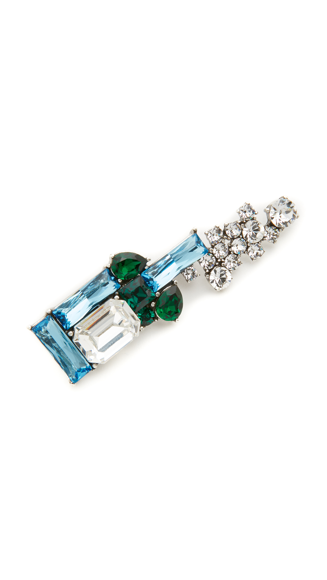 marc jacobs female 275467 marc jacobs champagne bubbles brooch blue multi