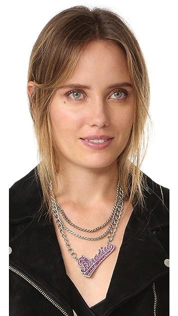 Marc Jacobs Paradise Necklace