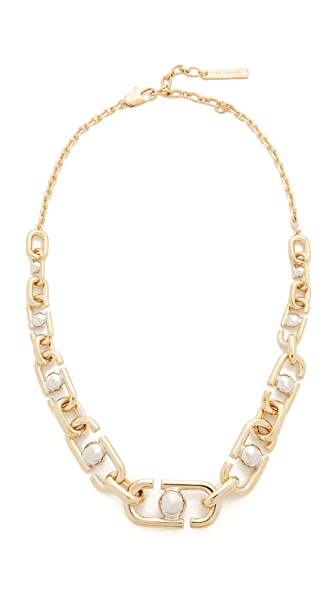 Marc Jacobs Icon Statement Necklace