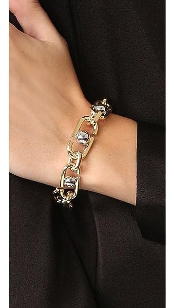 Marc Jacobs Icon Statement Link Bracelet