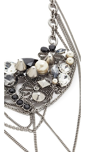 Marc Jacobs Statement Daisy Necklace