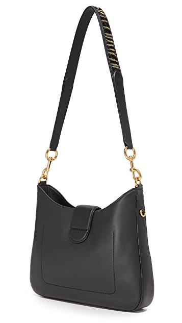 Marc Jacobs Interlock Chain Hobo Bag
