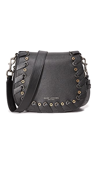 Marc Jacobs Nomad Grommet Small Nomad Saddle Bag