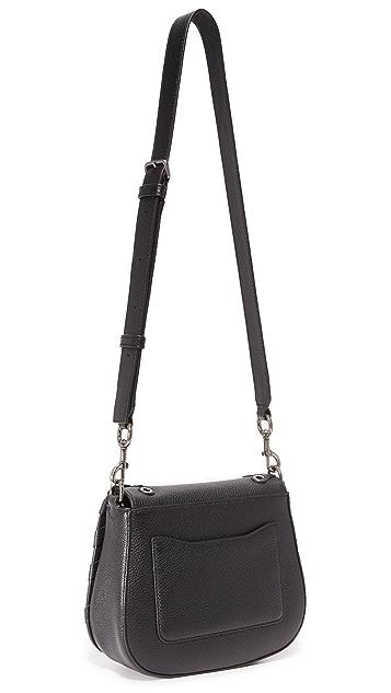 Marc Jacobs Nomad Grommet Small Nomad Saddle Bag