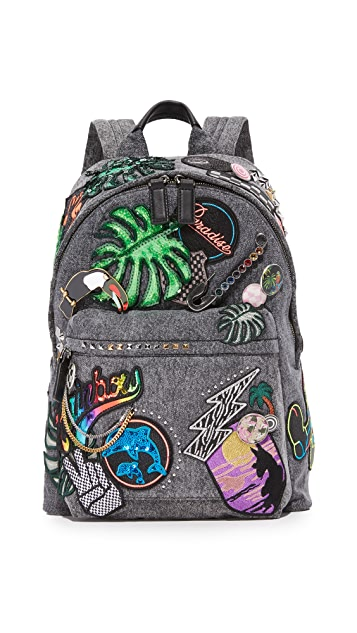Marc Jacobs Biker Paradise Backpack