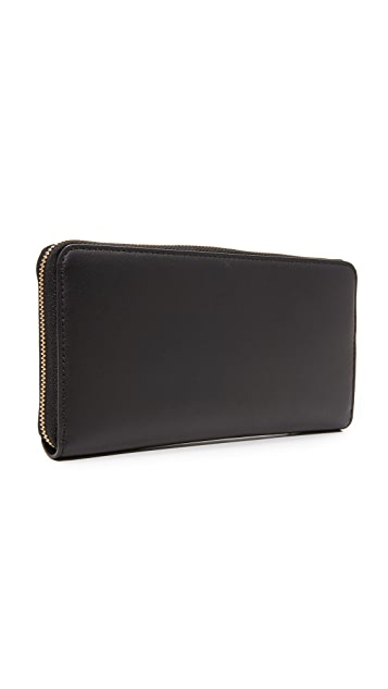 Marc Jacobs Bow Continental Wallet