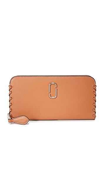 Marc Jacobs Noho Continental Wallet