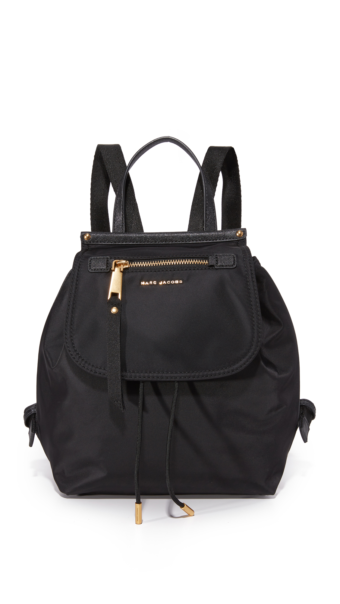 Marc Jacobs Trooper Backpack - Black