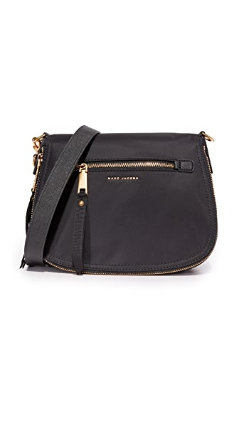 Marc Jacobs Trooper Nomad Saddle Bag - Black