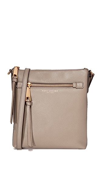 Marc Jacobs Recruit North / South Cross Body Bag - Mink