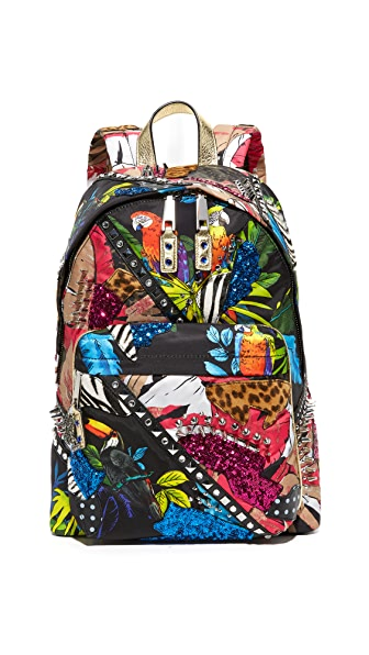 Marc Jacobs Biker Palm Parrot Backpack at Shopbop