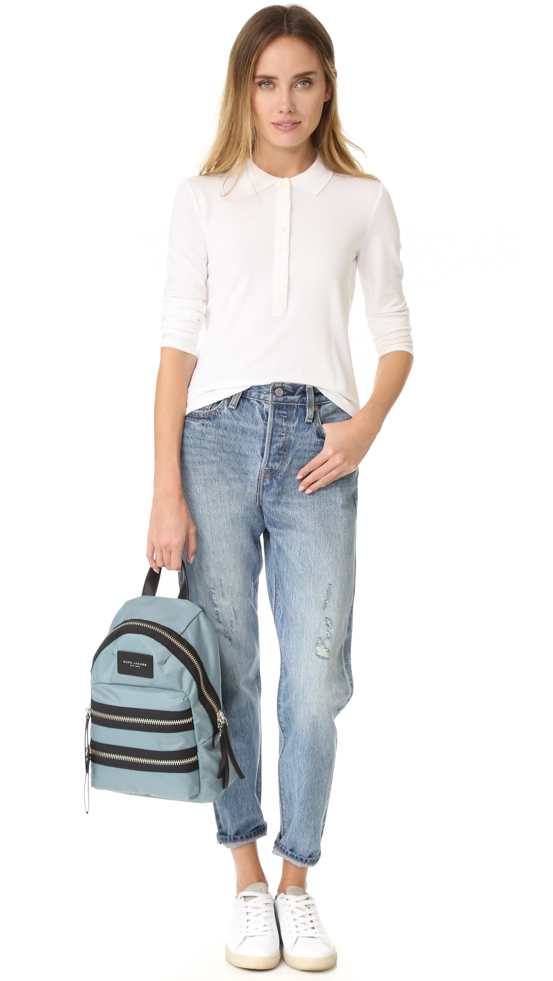 Black Mini Biker Backpack Marc Jacobs T7uG5rtH