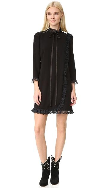 Marc Jacobs Lace Babydoll Dress