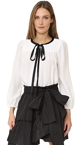Marc Jacobs Silk Blouse