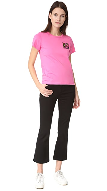 Marc Jacobs Embroidered Classic Tee