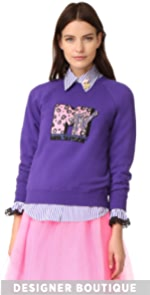 Marc Jacobs MTV Raglan Sweatshirt