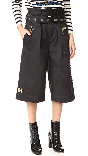 Marc Jacobs Long Culottes