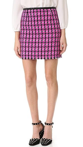 Marc Jacobs Vinyl Skirt - Pink