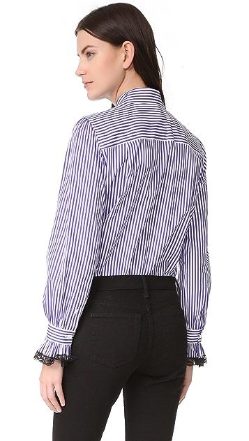 Marc Jacobs Long Sleeve Blouse