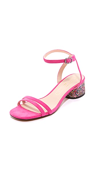 Marc Jacobs Olivia City Sandals