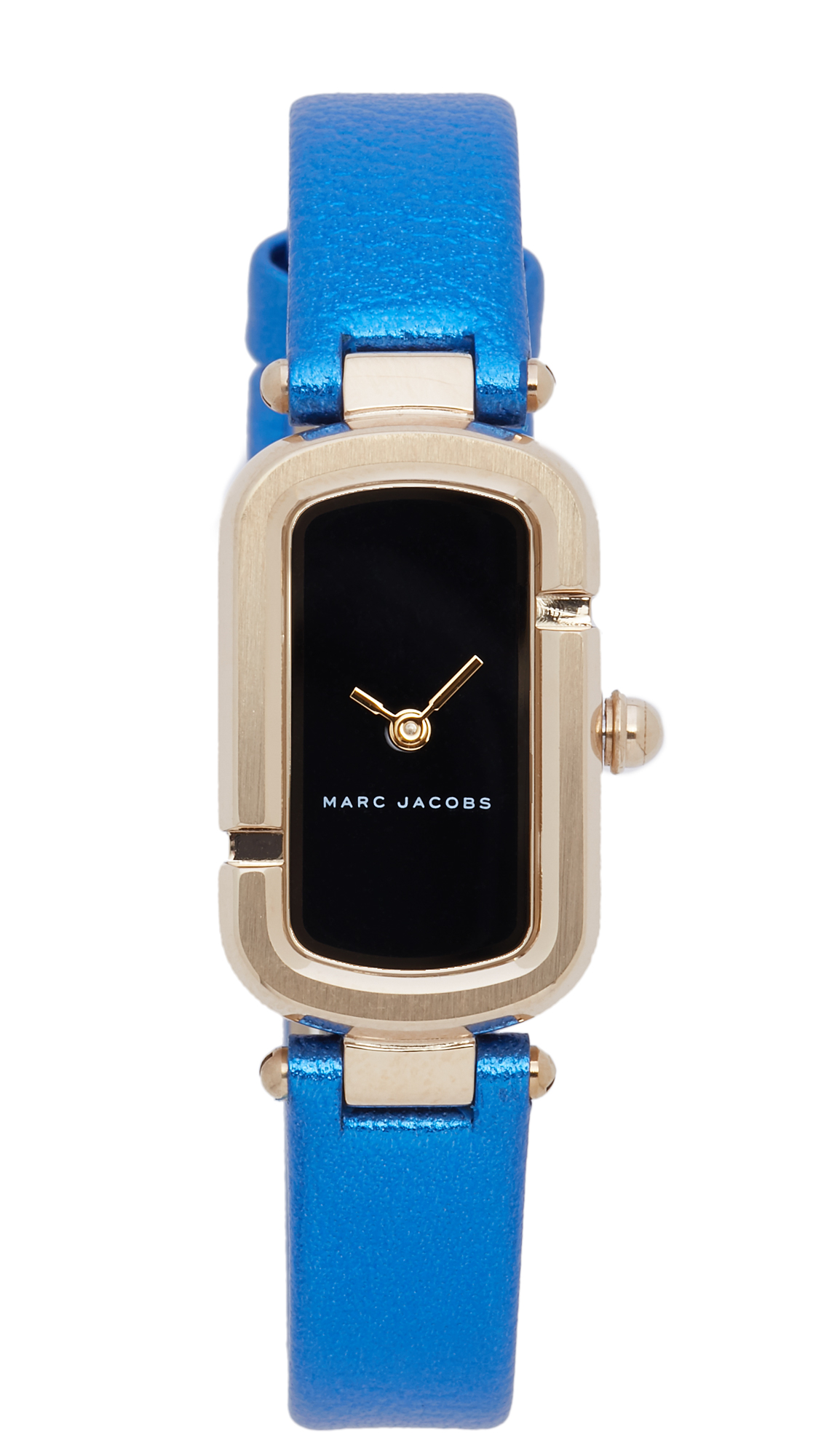marc jacobs female 225981 marc jacobs the jacobs watch blackgoldblue