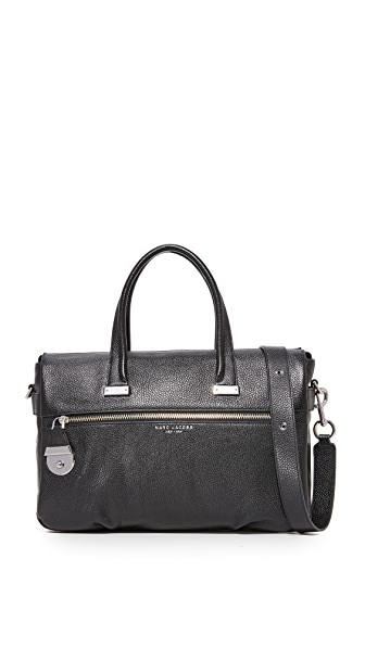 Marc Jacobs Standard Medium East West Tote - Black