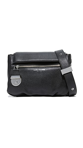 Marc Jacobs Standard Mini Shoulder Bag - Black