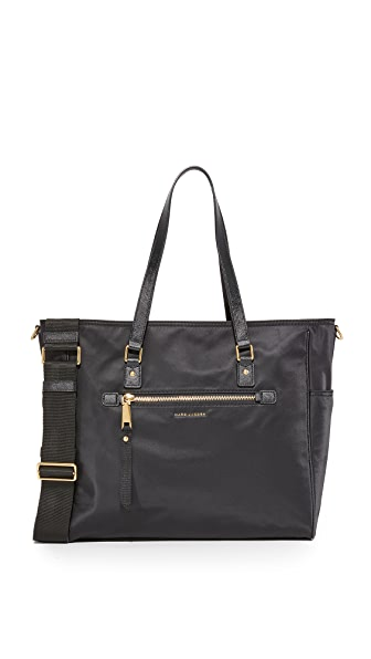 Marc Jacobs Trooper Baby Bag - Black