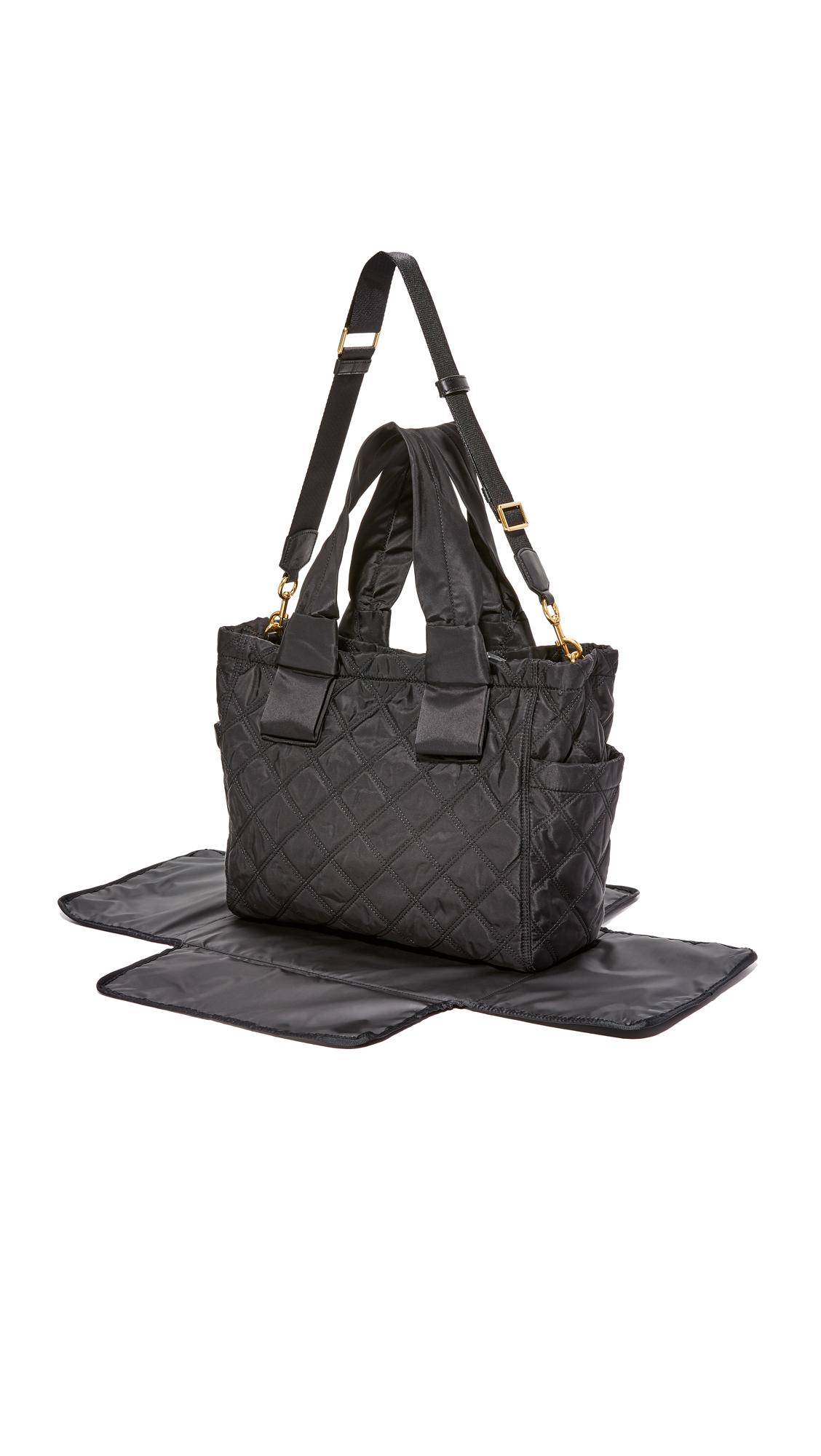 0f5acbf9ee07 Marc Jacobs Nylon Knot Baby Bag