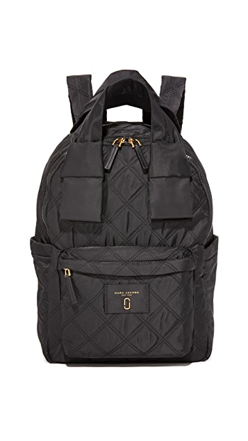 Marc Jacobs Nylon Knot Large Backpack