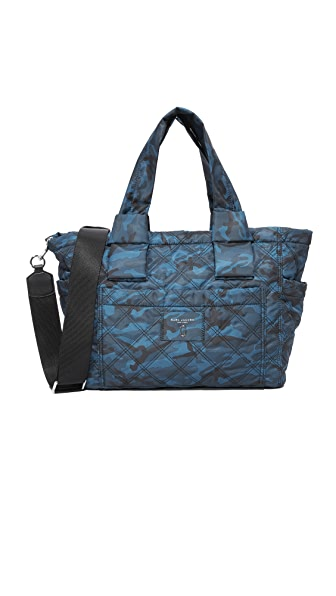 Marc Jacobs Camo Nylon Knot Baby Bag
