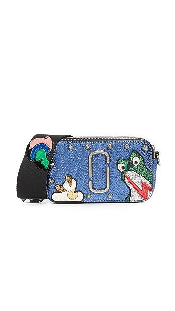 Marc Jacobs Frog Snapshot Camera Bag