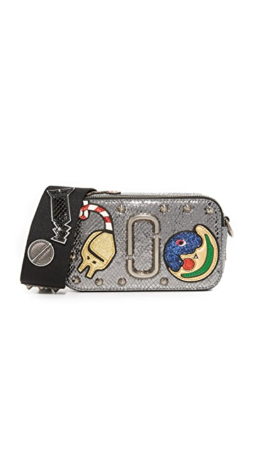 Marc Jacobs Night and Day Snapshot Camera Bag