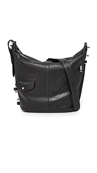 Marc Jacobs The Sling Convertible Shoulder Bag - Black