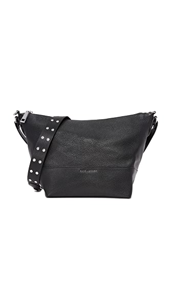 Marc Jacobs Grip Satchel - Black