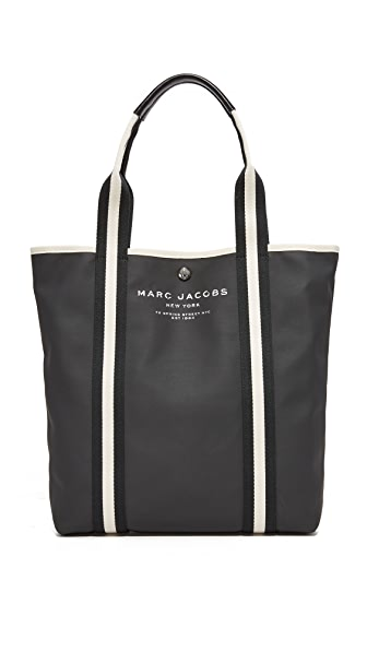 Marc Jacobs Canvas Shopper Tote