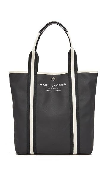 Marc Jacobs Canvas Shopper Tote